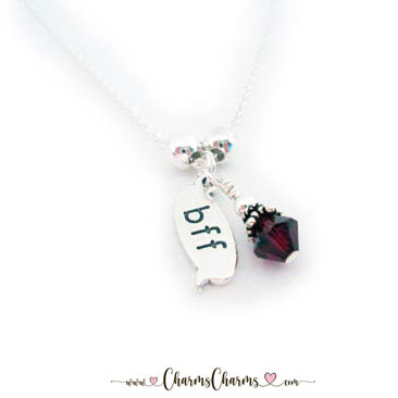 BFF Charm Necklace