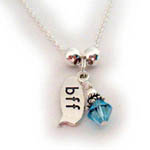 Best Friends Forever Necklace - BFF Necklace