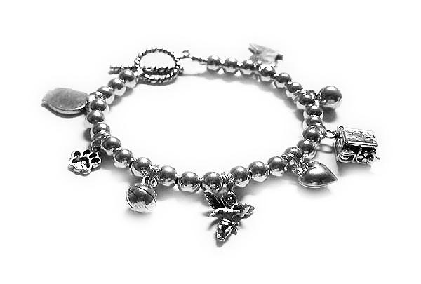Charm Bracelets Mommy Charms