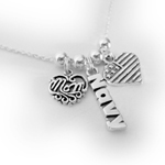 Graduation Charm Necklace