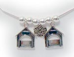 2 picture frame charms