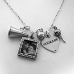 mommy charm necklaces