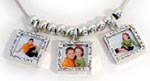 Picture Frame Necklaces