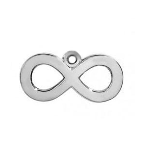 Sterling Silver Infinity Charm