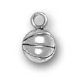 Basketball charms - sports related charms