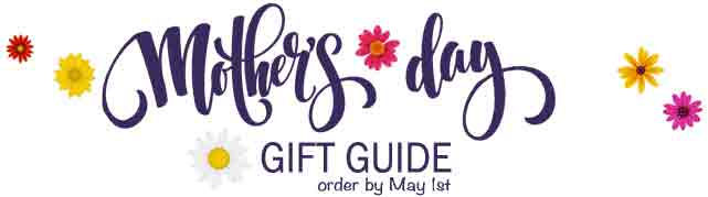 Mother's Day 2018 Gifts for Mommy and Grandmothers