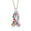 Autism Awareness Charm Necklace