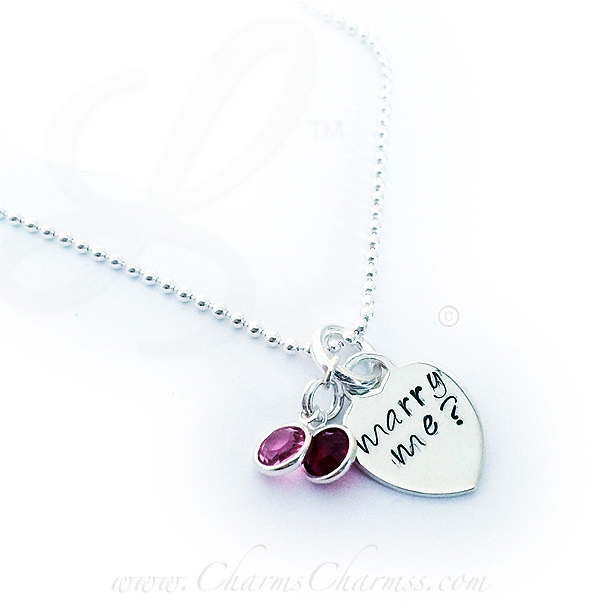 Marry Me Necklace