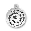Love in many languages charm