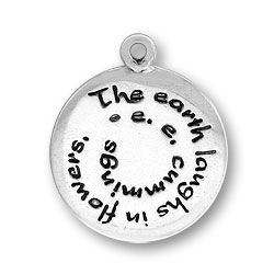 I Love You In Many Languages Charm Necklace How Do You Say LOVE - How many languages on earth